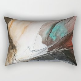 Silent Flight Rectangular Pillow