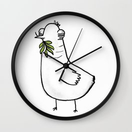 Knock-off Dove Wall Clock