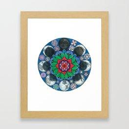 Moondala Framed Art Print