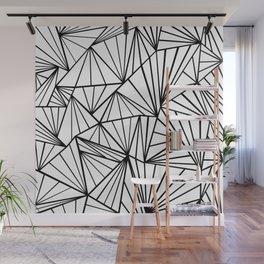 Ab Fan Zoom Invert Wall Mural