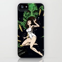 The Creature iPhone Case