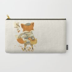 Fritz the Fruit-Foraging Fox Carry-All Pouch