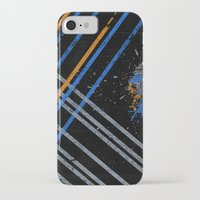 grid iPhone & iPod Cases featuring Grid by Last Call