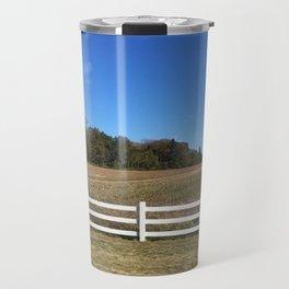 Sunny Field Travel Mug