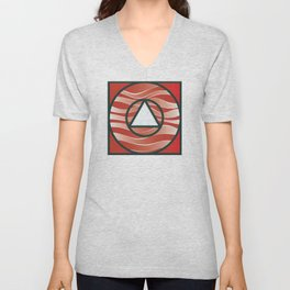 Eye of Uranus Unisex V-Neck