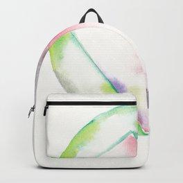 180914 Minimalist Geometric Watercolor 2 Backpack