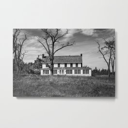 Ranch Style Living Metal Print