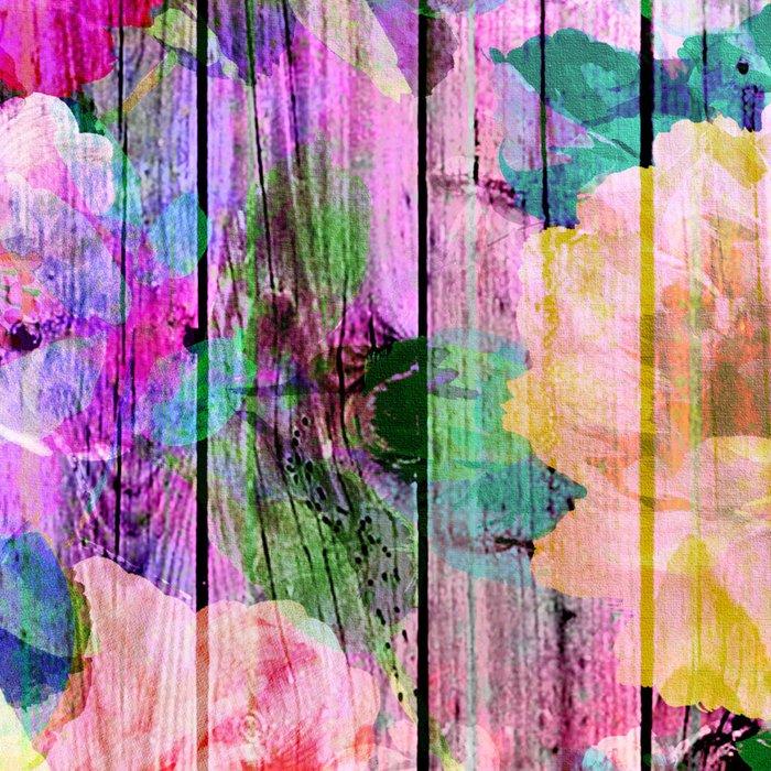 Flowers in the Wood Leggings