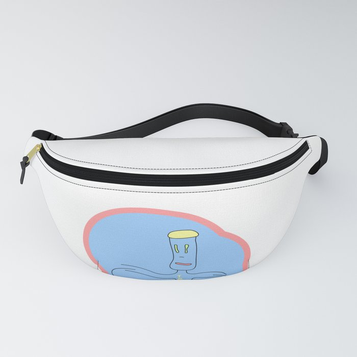 Trashion is my passion Fanny Pack