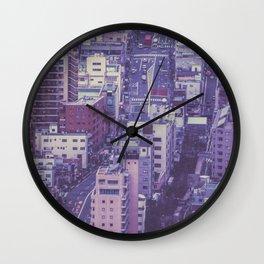 WILD JAPAN 14 Wall Clock