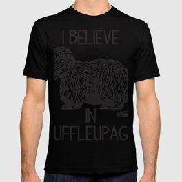 I Believe In Snuffleupagus T-shirt