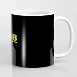 Electronic Drum Machine TR 808 Retro Coffee Mug