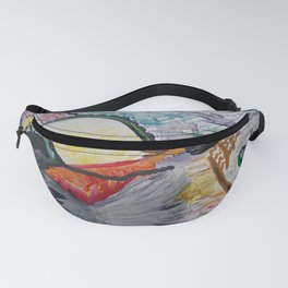 Art Therapy Fanny Pack