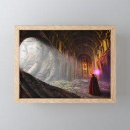 Sanctum Framed Mini Art Print