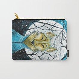 Lobo de Luna Carry-All Pouch