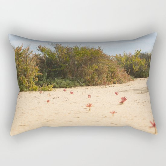 Imaginary Landscape Rectangular Pillow