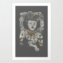 beautiful creatures Art Print