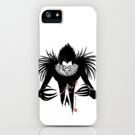 Shinigami iPhone Case