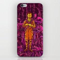 Adam in Wonderland iPhone & iPod Skin