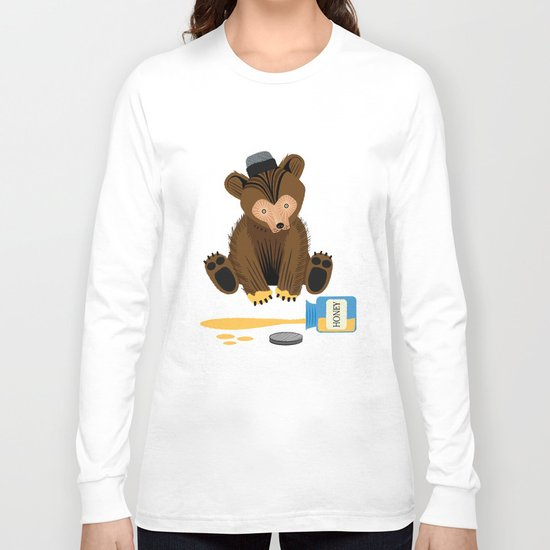 The Honey Bear Long Sleeve T-shirt