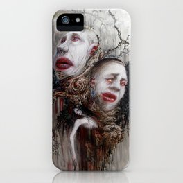 Quarrels and Lullabies iPhone Case
