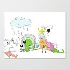 Funland 1 Canvas Print