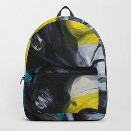 Drac - painting series Backpack