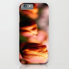 Colorful spring tulips iPhone 6s Slim Case