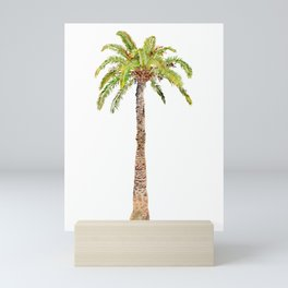 Palm Tree Mini Art Print