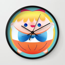 Too Much Candy Series - Sailer Venus Wall Clock