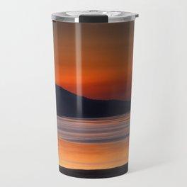 Lake Sherburne Travel Mug