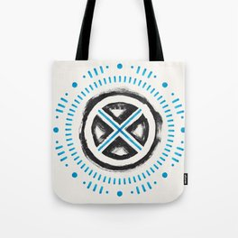 x marks the gay Tote Bag