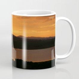 Sunrise - Ben Lowmond - Tasmania Coffee Mug