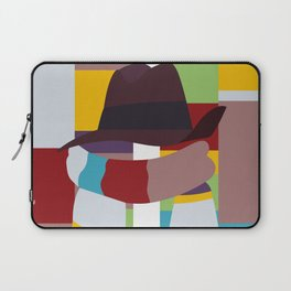 4th Doctor Laptop Sleeve