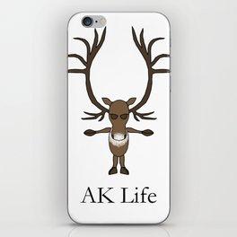 AK Life Caribou iPhone Skin