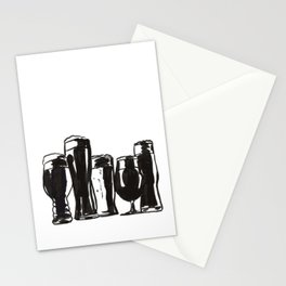 Brew Stationery Cards