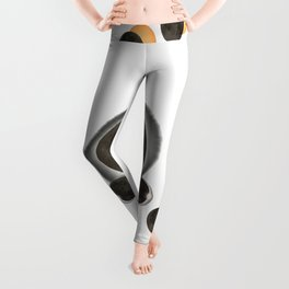 Solar Eclipse – Peace on Earth Leggings