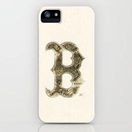 Day 16 - Boston Design Marathon iPhone Case