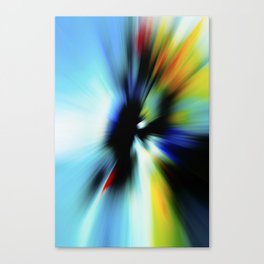 RAGE Canvas Print