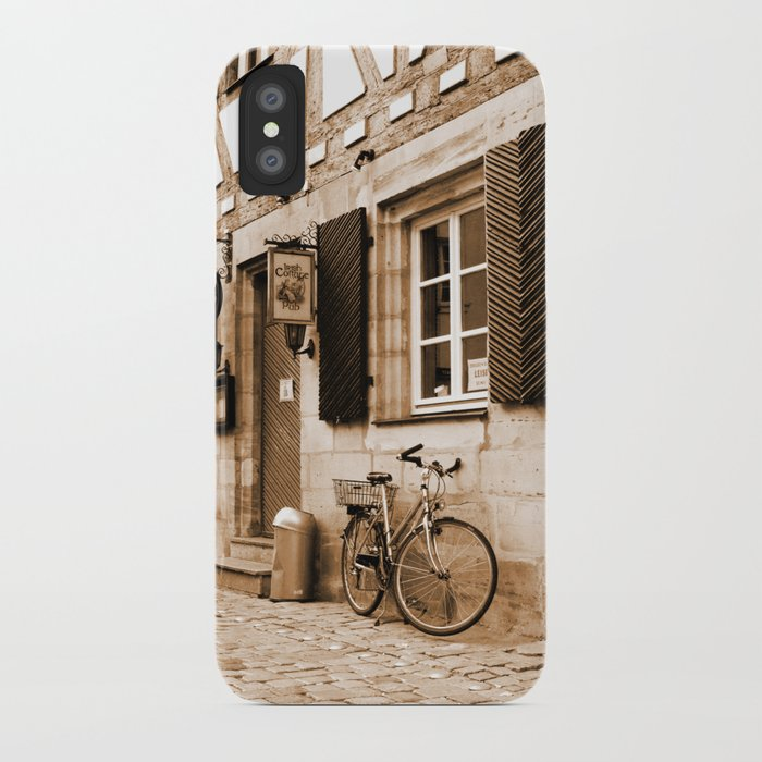 Cycling iPhone Case