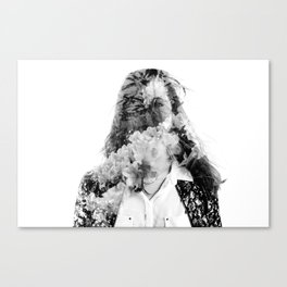 Inner Spirits. Bloom. Canvas Print