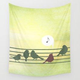 Songbird Wall Tapestry