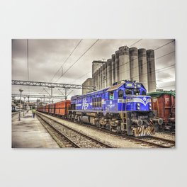 Rijeka Freight  Canvas Print