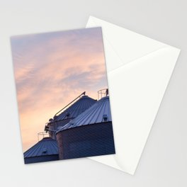 Sunset on the Farm Stationery Cards