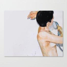 Cuarencha Ducha Canvas Print