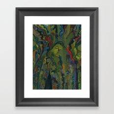 Flight of the Shaman Framed Art Print