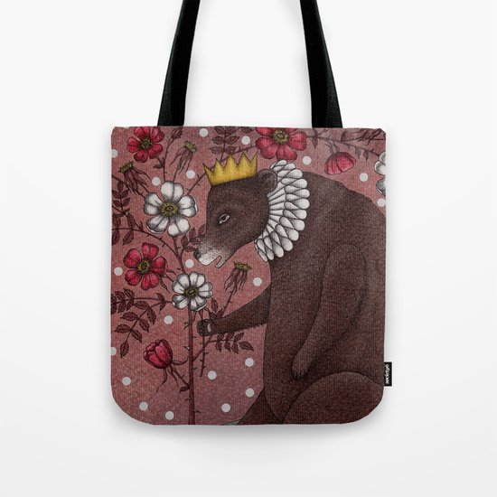 Snow-White and Rose-Red (2) Tote Bag