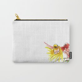 Canary Harpies Carry-All Pouch