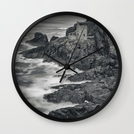 Remembering the Past Wall Clock