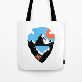 Western Odyssey Tote Bag